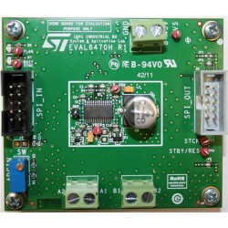 EVAL6470H-DISC - STMicroelectronics
