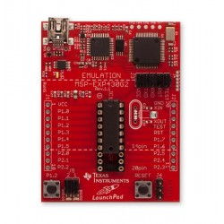 MSP-EXP430G2 - Texas Instruments