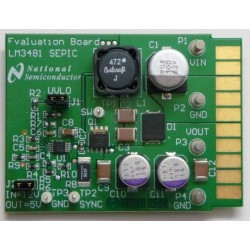 LM3481SEPICEVAL/NOPB - Texas Instruments