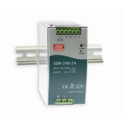 SDR-240-24 - Mean Well