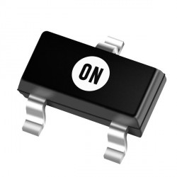 BC858BLT3G - ON Semiconductor