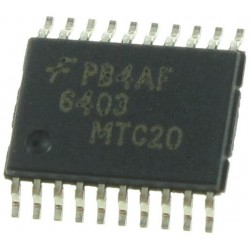 FMS6403MTC20X - Fairchild Semiconductor