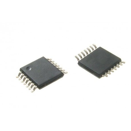 74LCX07YTTR - STMicroelectronics