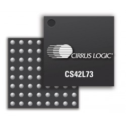 CS42L73-CWZR - Cirrus Logic
